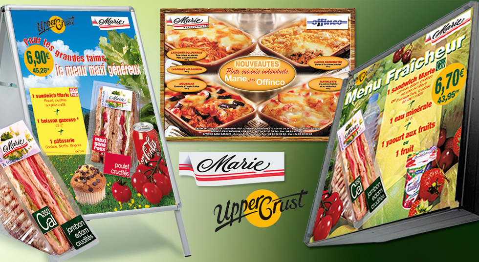 Affiches pour Upper-Crust